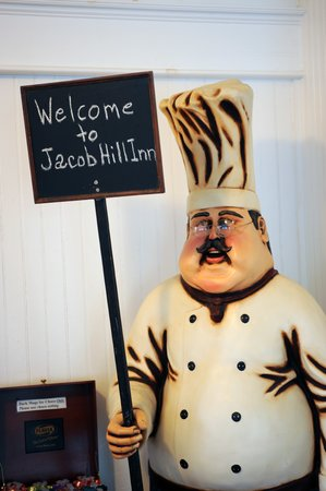 Welcome to Historic Jacob Hill Inn