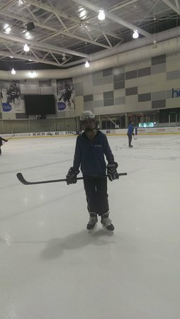 O'Brien Group Arena: Ready for a Stick & Puck session
