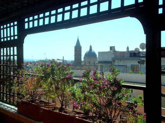Hotel Diana Roof Garden : Roma  - Hotel Diana - Roof Garden