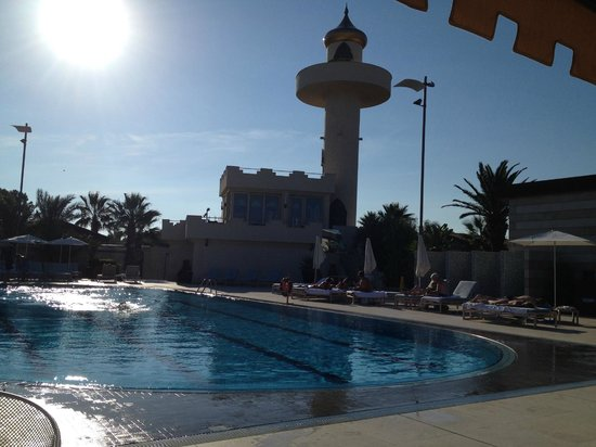 Grand Hotel Minareto : Pool