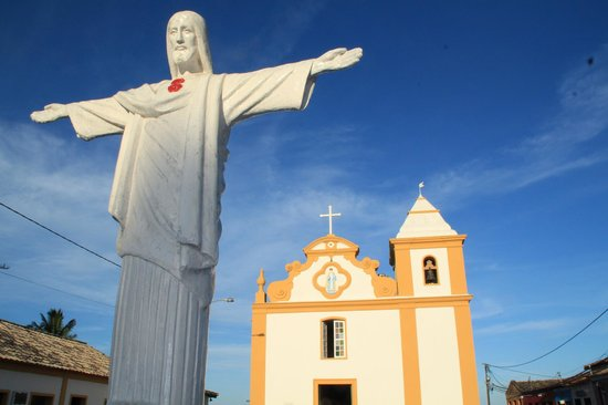 Pousada Maravilha Bistro: Igreja de Arraial