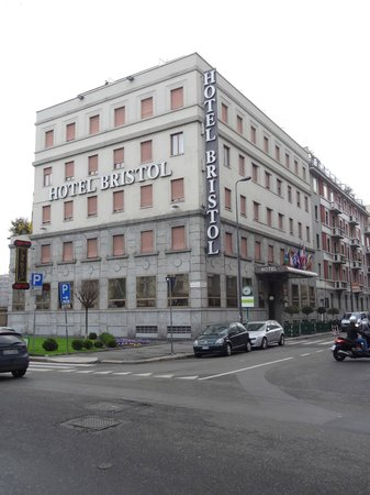 Hotel Bristol Milan : Hotel Bristol Milão