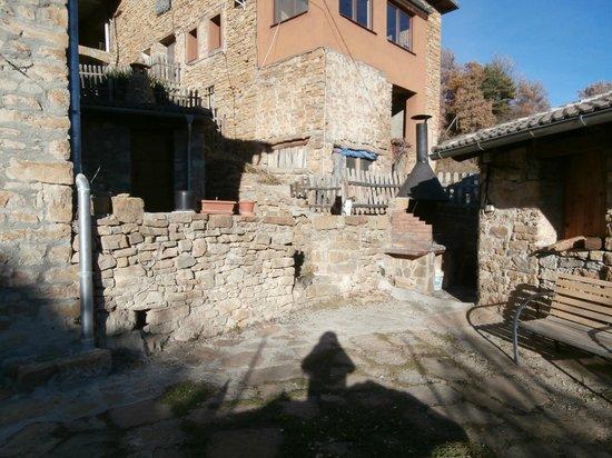 Casa Rural Tomaso: Entrada