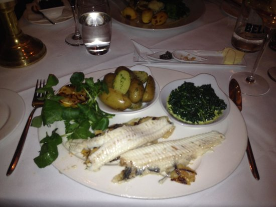 The Montague on The Gardens: Dover Sole