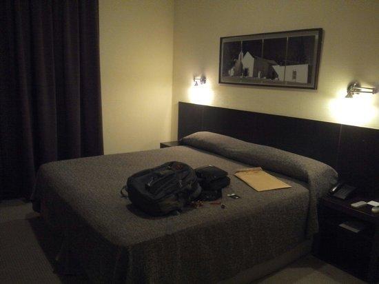 Gran Hotel Provincial San Juan: Camas cómodas