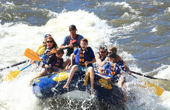 Riggins, ID: Family Fun Rafting