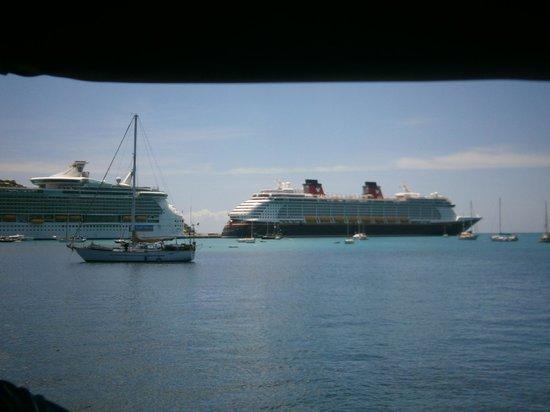 st thomas vista de los cruceros picture of st thomas u s rh tripadvisor com