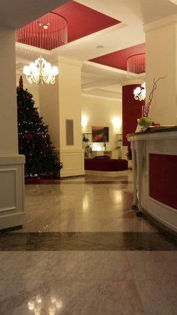 Hotel Oriente: Aria Natalizia....