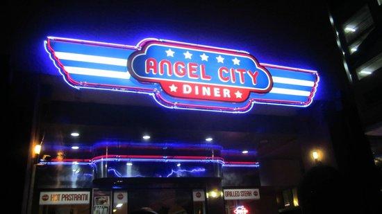 Angel City Diner
