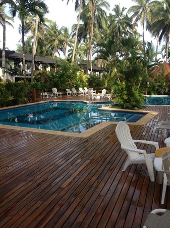 ULTIQA at Fiji Palms Beach Resort : Our favourite place each night