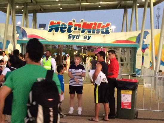 Prospect, Australien: Entrance