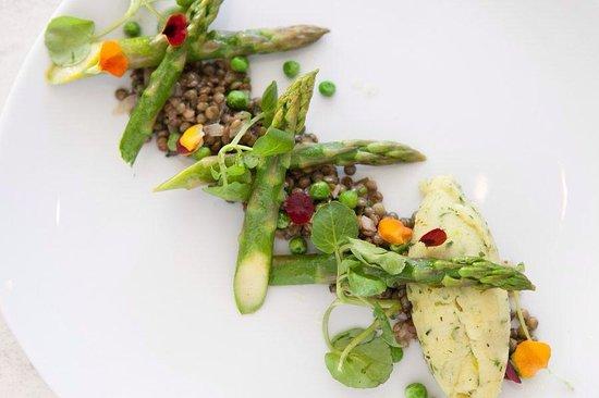 Corin on Mainstreet: A vegetarian option