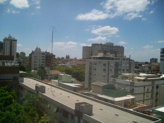 Ibis Porto Alegre Moinhos de Vento: Vista do quarto-Oitavo andar