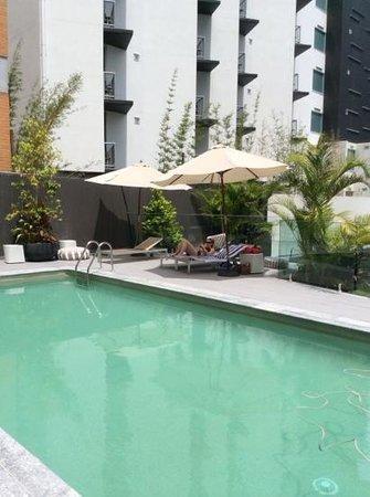 Punthill Brisbane: pool