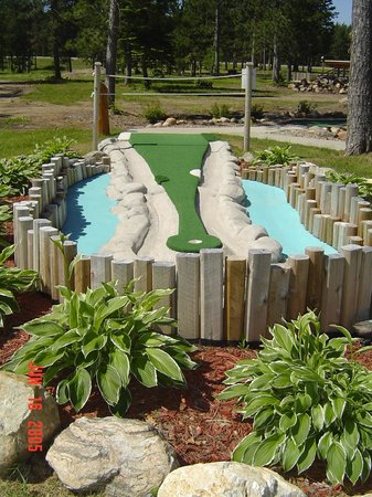 Pequot Lakes, MN: Mini Golf