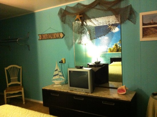 True Vine Plantation Inn : Beach Theme Room