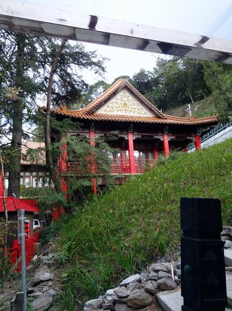 Lishan Guest House: Part of the hotel where the rooms are located