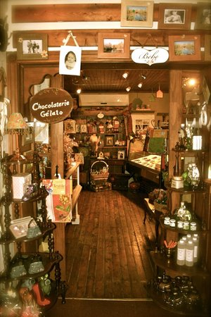Auberge Beausejour: Chocolaterie