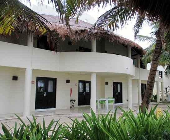 Desire Riviera Maya Resort : Oceanfront rooms