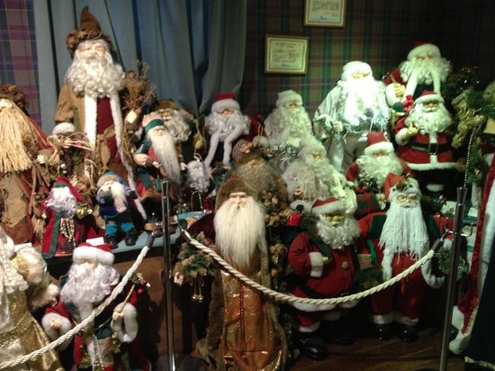 ‪Christmas Woods Santa Clause Museum‬