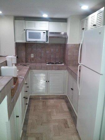 Velas Vallarta: Kitchen in 2814