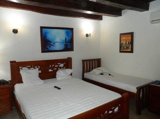 Hotel Don Pedro de Heredia : habitacion 207