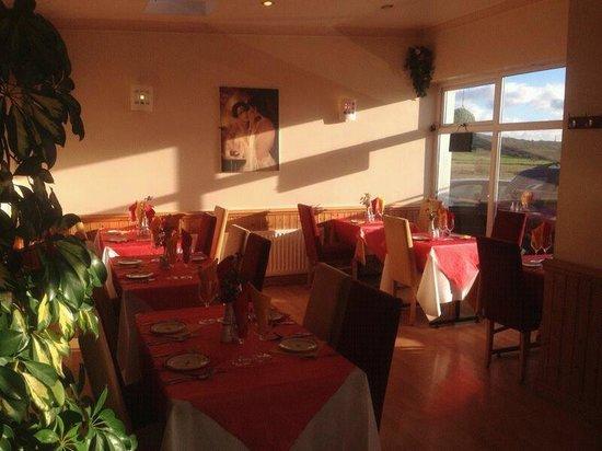 Madiha: Restaurant