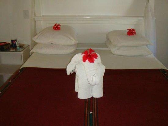 Henry Morgan Beach Resort: room