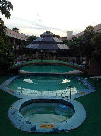 Fiesta Tijuana Hotel : piscina