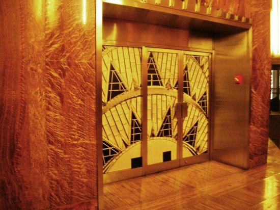 Chrysler Building: Lobby (dett.)