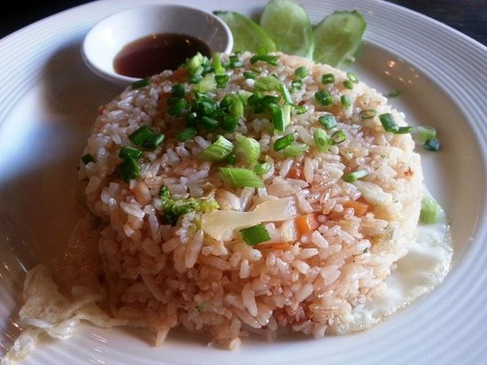 Suite Home Boutique Hotel : Breakfast - Khmer fried rice