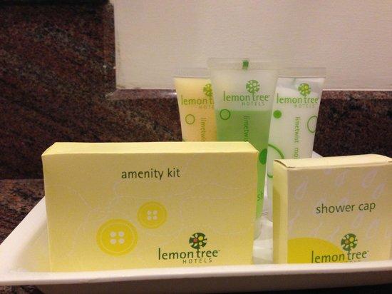 Lemon Tree Hotel, Chennai: In room facilities