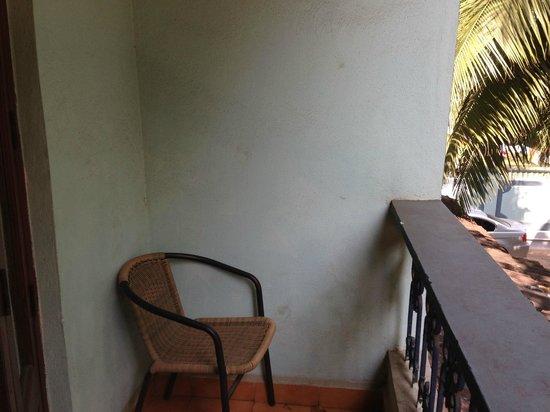 Osborne Resort Goa: The Second Balcony