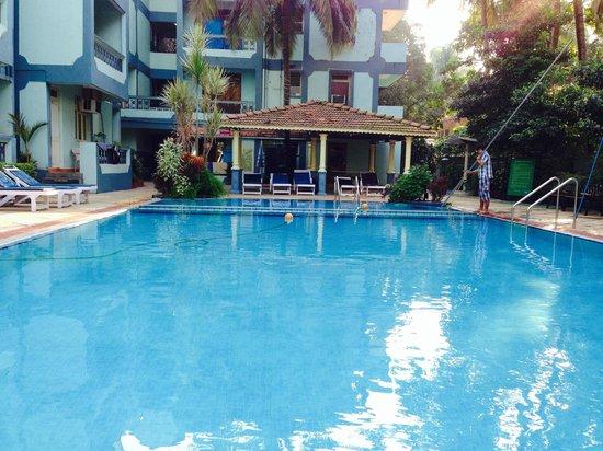 Osborne Resort Goa: Swimming pool