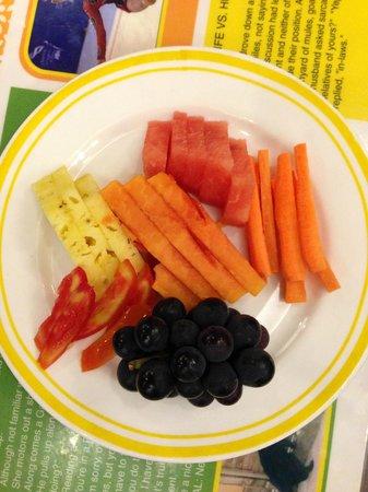 Lemon Tree Hotel, Chennai: Breakfast