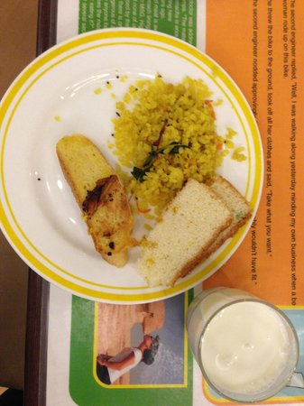 Lemon Tree Hotel, Chennai: Breakfast