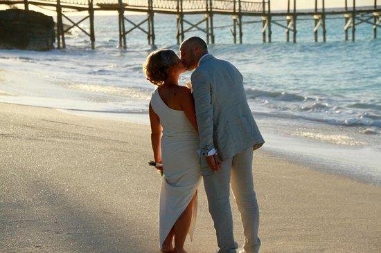 Club Med Columbus Isle : Mariage sur la plage