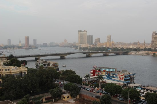 Four Seasons Hotel Cairo at the First Residence: Nile view