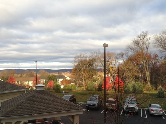 Candlewood Suites Harrisburg : end of Fall