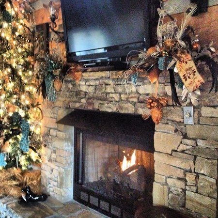 Hidden Mountain Resorts: Beautiful Christmas Tree cabin 4037
