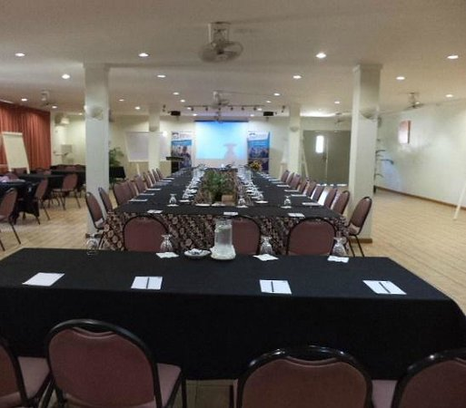 BEST WESTERN Hexagon International Hotel, Villas & Spa: Recent Workshop Venue - Nabose Conf Room