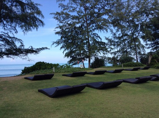 Renaissance Phuket Resort & Spa : Beachfront