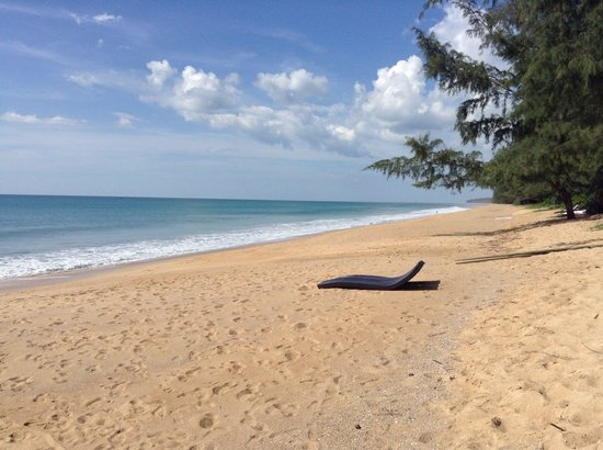 Renaissance Phuket Resort & Spa : Mai khao beach