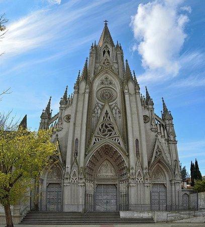 Iglesia de las Carmelitas: Vista 1