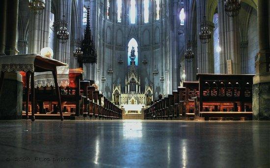 Iglesia de las Carmelitas: Interior