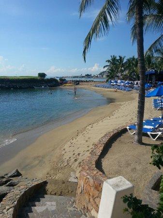 Barcelo Karmina Palace Deluxe: Beach area