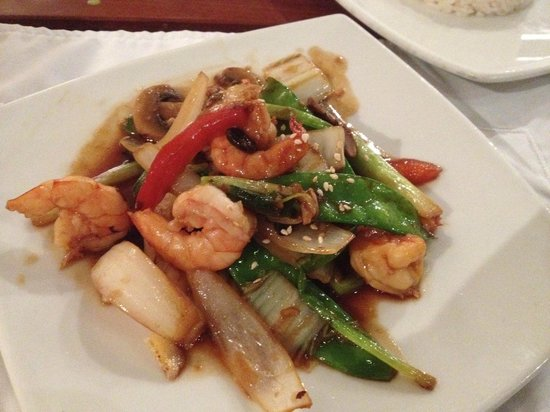 Segundo Muelle : Chifa dish - Oriental seafood