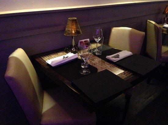Vertige : Table for 2