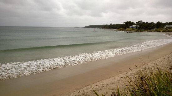 Currarong Beachside Holiday Park: Perfect for Paddle Boarding