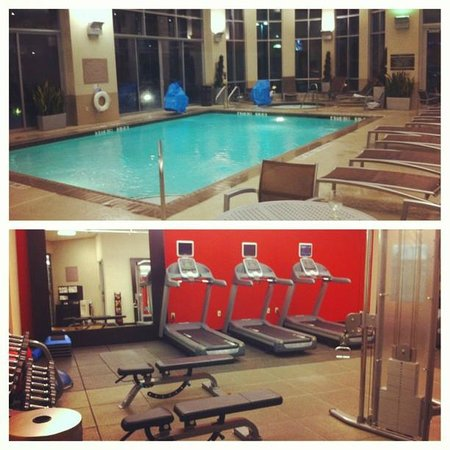 Embassy Suites by Hilton Houston - Energy Corridor : Pool and Weight Room